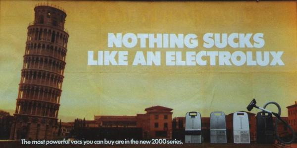 U0026quot Nothing Sucks Like Electrolux U0026quot