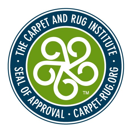 Carpet and Rug Institute CRI Seal of Approval awarded to many of the vacuum cleaners sold at eVacuumStore.com!