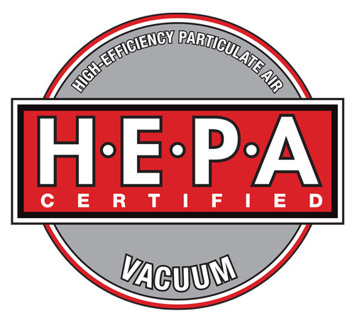 Only with HEPA Filtration can you expect the highest quality air purification from a vacuum cleaner! Many sold at eVacuumStore.com!